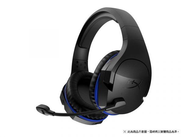 金士頓HyperX Cloud Stinger Wireless For PS4 / 無線耳機 麥克風 PS4,hyper,cloud,無線,耳機,電競,金士頓