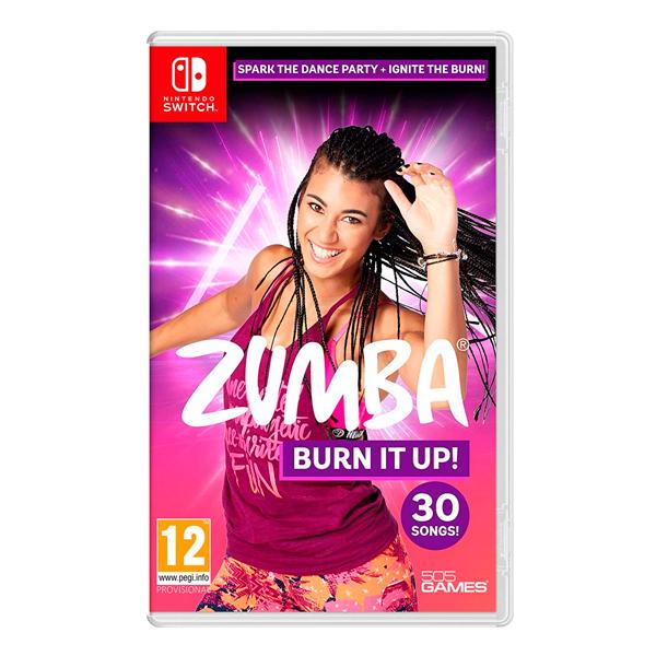 【預購】NS Zumba Burn It Up! / 中英文合版 / 尊巴 健身舞 PS4,NS,尊巴,健身舞,燃燒,脂肪,中文版,跳舞,joy,con,流汗,健身,zumba