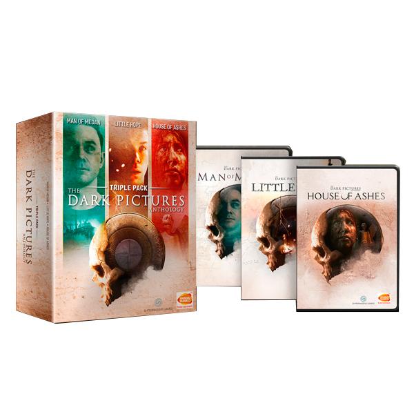 【預購】PS4 黑相集 三部曲 / 中文版 PS4,PS5,黑相集,灰冥界,三部曲,恐怖,故事,動作,劇情,萬代