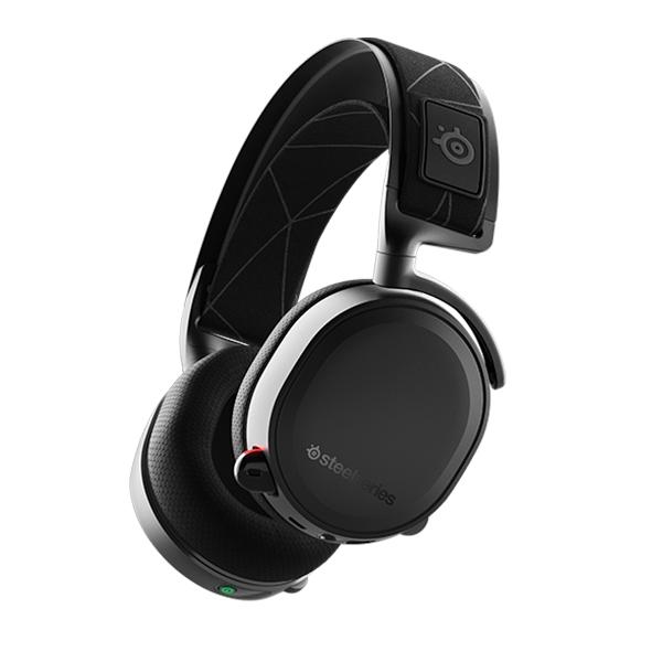 SteelSeries ARCTIS 7【黑色】無線 耳機 / 台灣公司貨 SteelSeries,ARCTIS 7,有線,耳機,3.5mm,無線,降噪,台灣公司貨,海盜船,電競,DTS Headphone,PC,SWITCH,PS4,PS5,XBOX