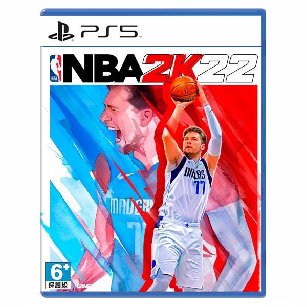 PS5 NBA 2K22 / 中文 一般版 NS,PS4,XBOX,PS5,XSX,NBA,2K22,中文版,2K,籃球