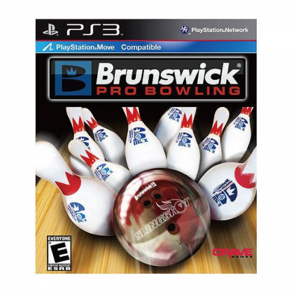 PS3 布倫瑞克職業保齡球 亞英版