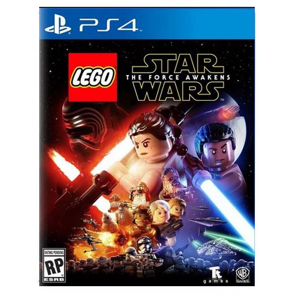 PS4 樂高星際大戰 原力覺醒*中文版*LEGO Star Wars : The Force Awakens PS4,樂高星際大戰,原力覺醒,中文版,LEGO,Star Wars,The Force Awakens,樂高