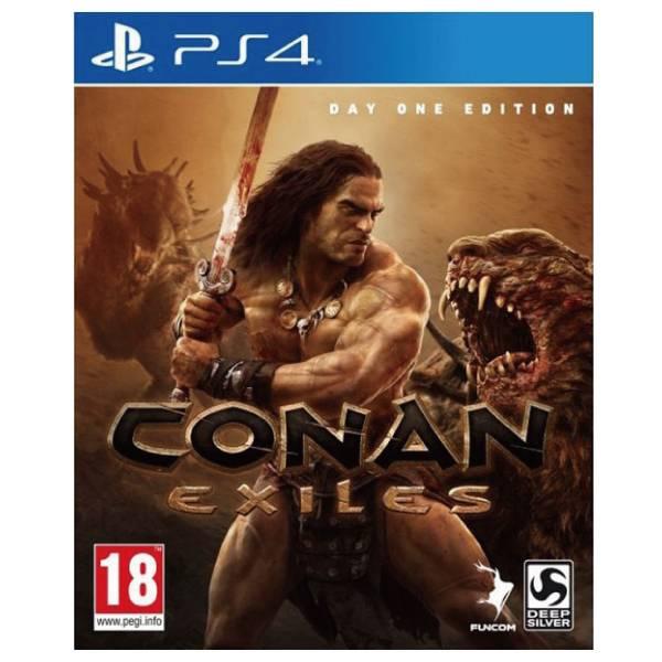 PS4 科南的流亡 ※中文版※ CONAN EXILES PS4,科南的流亡,中文版,CONAN,EXILES,科南流亡