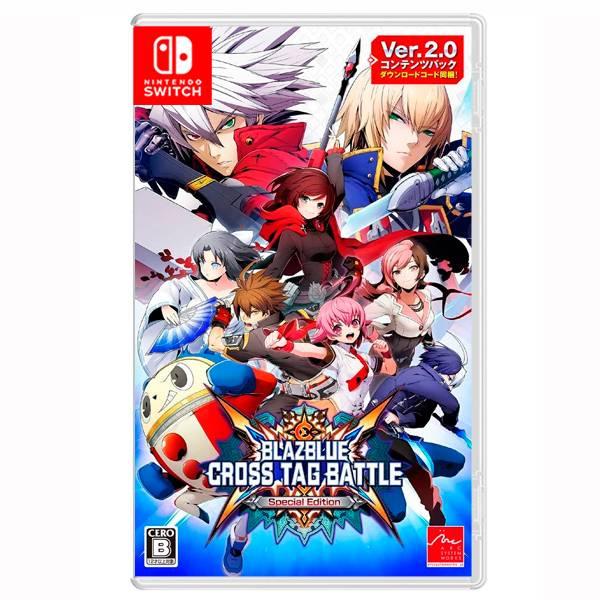 NS 蒼翼默示錄 Cross Tag Battle 特別版 / 中文版 預購,PS4,NS,蒼翼默示錄 Cross Tag Battle,2D,格鬥,女神異聞錄,夜下降生,特別版