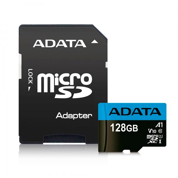 威剛 ADATA Premier microSDXC UHS-I (A1) 128G 記憶卡/ 附轉卡 威剛,ADATA,SD卡,microSDXC,UHS-I,記憶卡,轉接卡,SWITCH,128G,NS