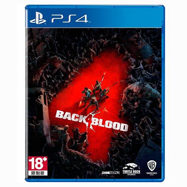 PS4 喋血復仇 / 中文 一般版 PS5,PS4,XSX,喋血復仇,惡靈勢力,第一人稱射擊,殭屍,中文