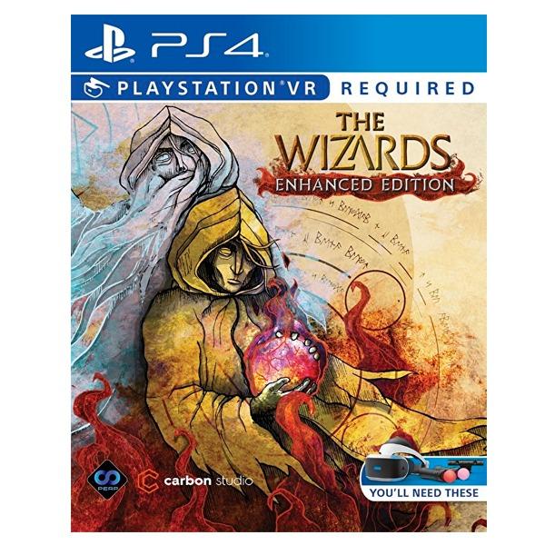 PS4 異界巫師 增強版 / 亞英版 預購,PS4,VR,異界巫師,增強版,MOVE,冒險,戰鬥,The Wizards,Enhanced Edition