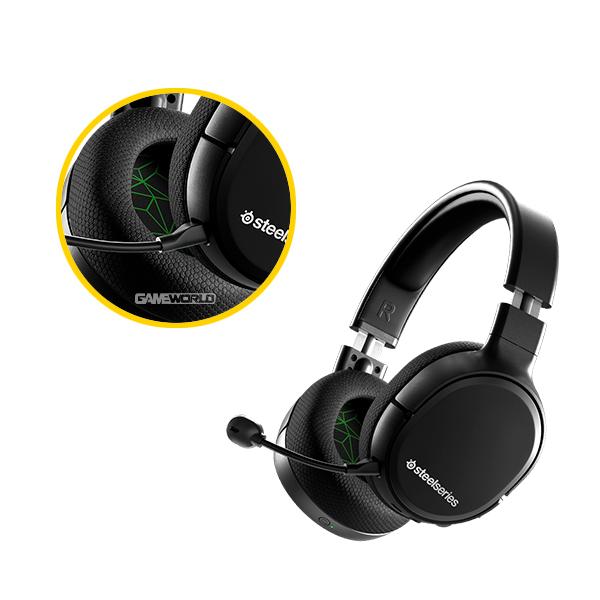 SteelSeries Arctis 1 XBOX 無線 耳麥 耳機 / 台灣公司貨 SteelSeries,ARCTIS 1,無線,耳機,頭戴式,降噪,台灣公司貨,海盜船,電競,PC,SWITCH,PS4,PS5,XBOX