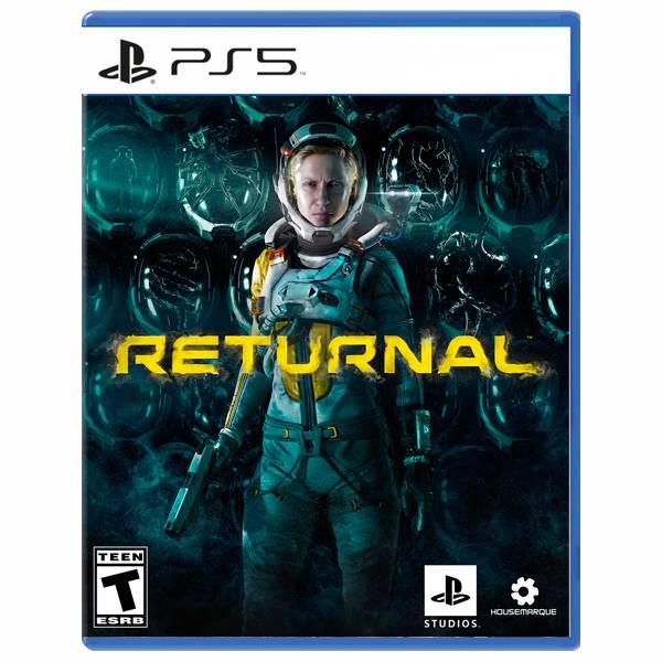 PS5 死亡回歸 Returnal / 中文版 PS5,第三人稱,射擊,動作,太空,死亡回歸,Roguelike,中文,刺客任務,宇宙