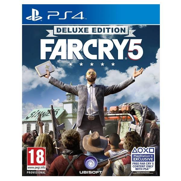 【二手】PS4 極地戰嚎 5 ※ 豪華版 ※ Far Cry 5 2手,寄賣,中古,二手,PS4,極地戰嚎 5,中文版,Far Cry 5,極地戰嚎,極地戰壕