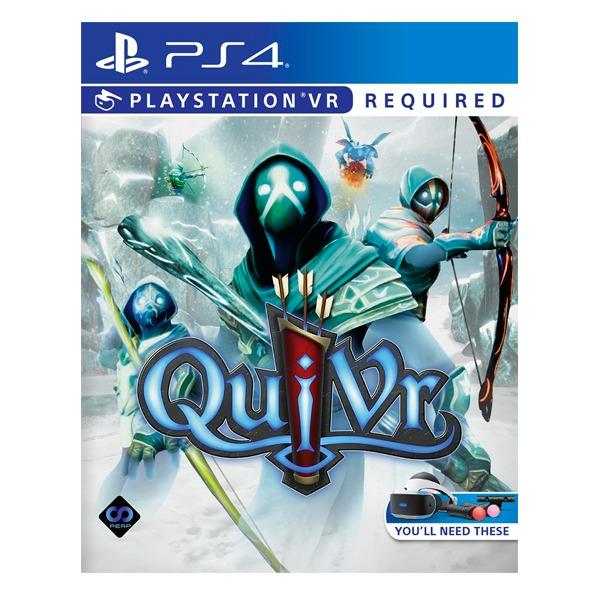 【預購】PS4 QuiVr VR / 英文版 / 預購,PS4,VR,英文版,QuiVr,射擊,弓箭,冒險,遠距離,虛擬實境