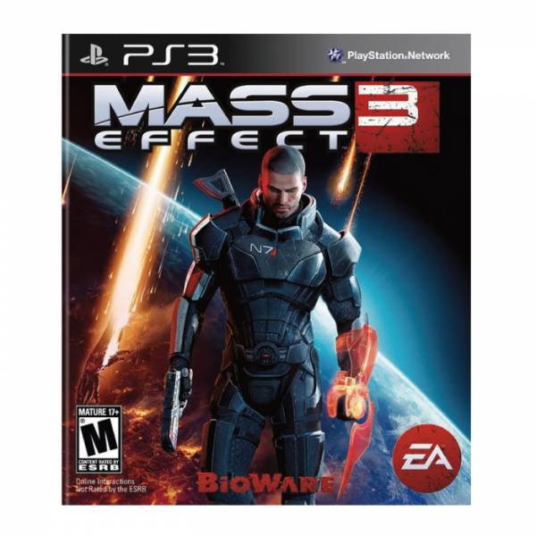 PS3 質量效應 3 亞英版 Mass Effect 3