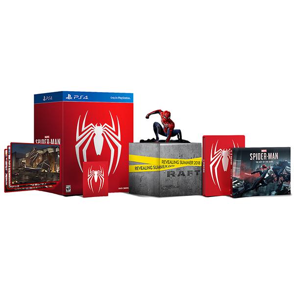 PS4 漫威蜘蛛人  ※ 珍藏版 ※  Marvel's Spider-Man  PS4,漫威蜘蛛人,Marvel's Spider-Man,蜘蛛人,中文版,漫威,漫威英雄