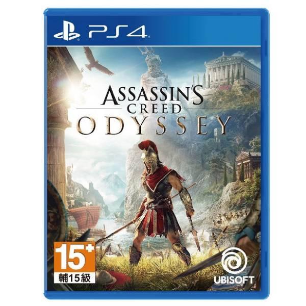 【二手】PS4 刺客教條:奧德賽 ※ 中文版 ※ Assassin's Creed Odyssey 2手,寄賣,中古,二手,PS4,刺客教條,奧德賽,中文版,Assassin's,Creed,Odyssey