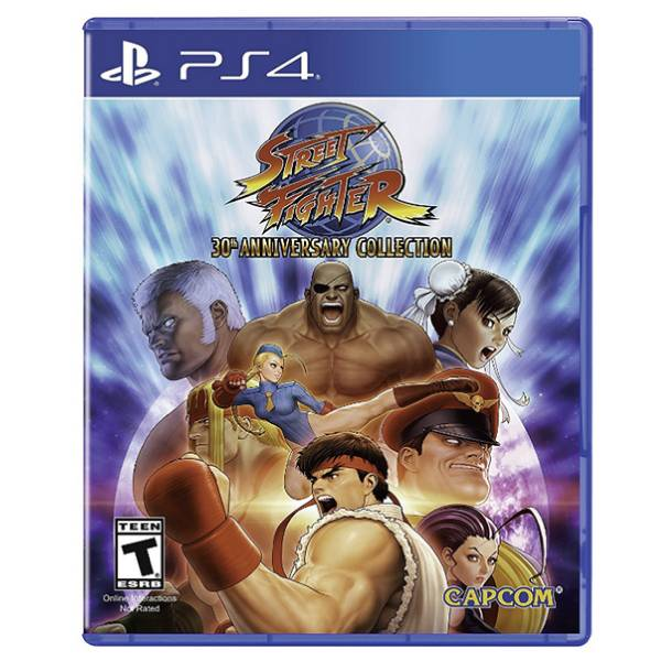 【含首批特典】PS4 快打旋風 30 週年紀念合集 ※ 英文版※ Street Fighter 30th PS4,快打旋風,30週年,紀念合集,英文版,快打