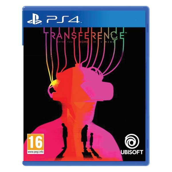 PS4 心靈詭宅 //  中文版 //  Transference PS4,心靈詭宅,恐怖,驚悚,中文版