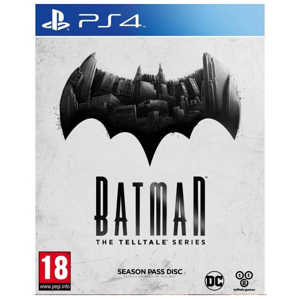 PS4 蝙蝠俠 秘密系譜*中文版*Batman:The Telltale Series PS4,蝙蝠俠,秘密系譜,中文版,Batman,The Telltale Series