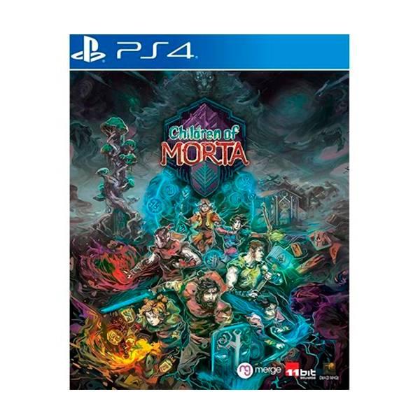 【預購】PS4 莫塔之子 Children of Morta / 簡中英文版 PS4,NS,動作冒險,中文版,英文版,循序漸進,隨機,敵人,地圖,探險
