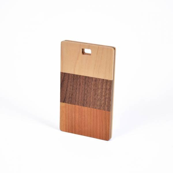 【福利品】票卡夾(無盒裝、無皮繩) 票卡夾,實木,信用卡夾,悠遊卡,感應便利