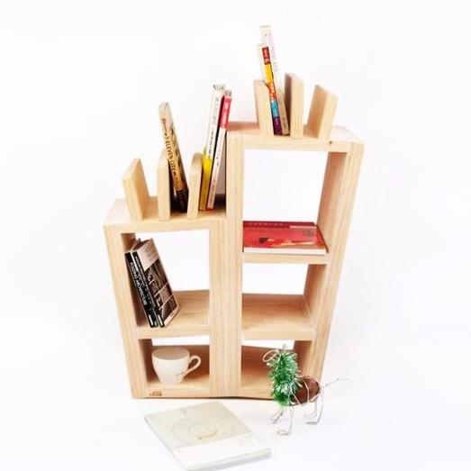 木匠兄妹設計款家具-蘿蔔書架 收納,書本,蘿蔔