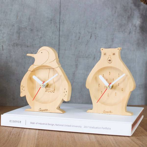 Cypress Clock (For Taipei Store) woodwork workshop for cypress plate wooden, woodwork, cypress plate,