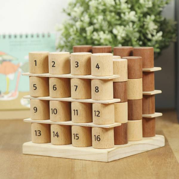 Crazy Bingo wood, toy, woodwork, bingo, bingo game,