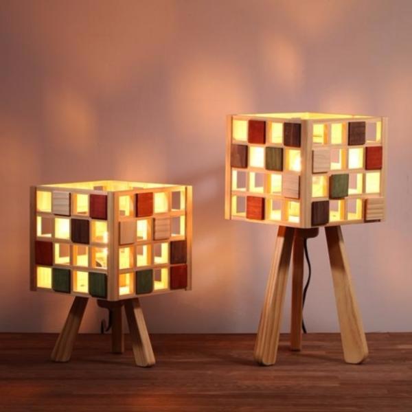 Windows lamp 燈飾,夜燈,氣氛燈,方格,設計款