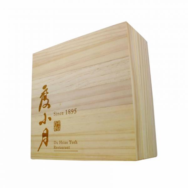 客製木盒(OEM)-度小月木盒