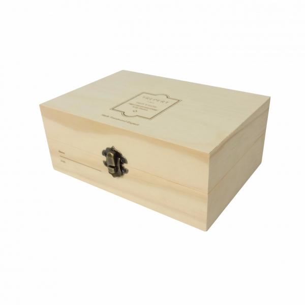 客製木盒(OEM)-安瓶木盒