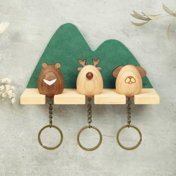 Lucky Animals Key Rack