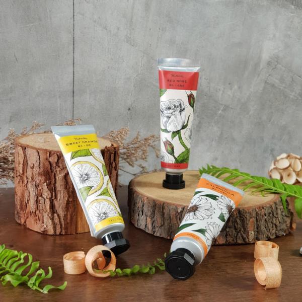 檜木草本護手霜 植物精油皂.檜木.放鬆.紓壓.森林.沐浴