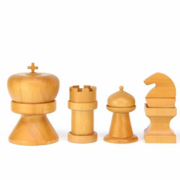 客製化禮品-木製造型燭台