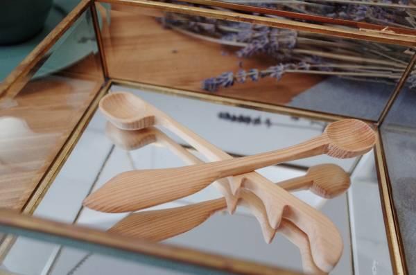 線鋸匙&檜木筷︱雙人體驗組