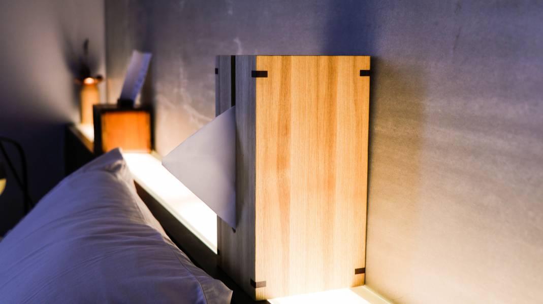 源面紙盒(胡桃) 面紙盒,直立式,不占空間,收納