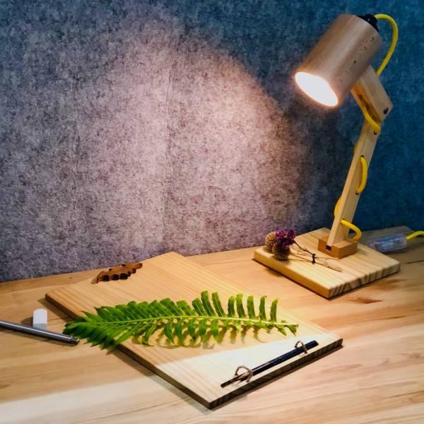 Wooden Hook 原木.檯燈.手做.限定課程.台中.燈飾.閱讀