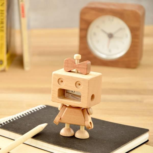 【福利品】機器人削筆器-Roboni 機器人,削鉛筆機,文具,開學,鉛筆,兒童