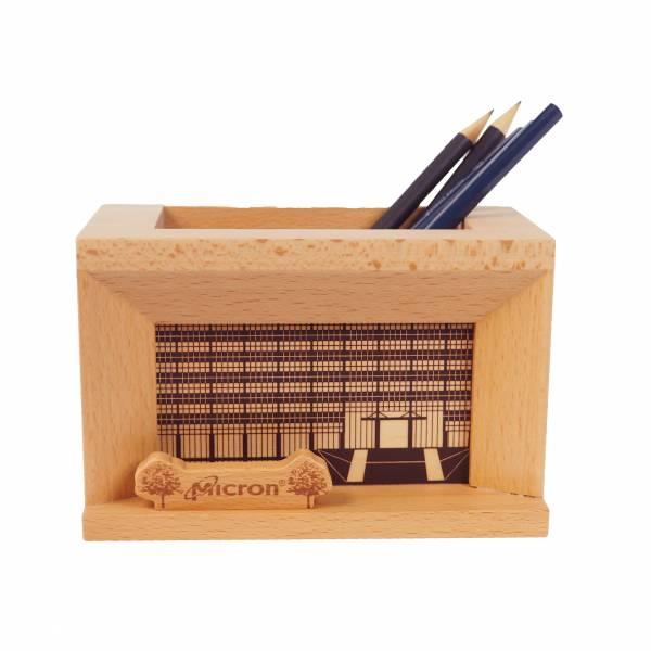 客製化禮品(ODM)-建築物筆筒