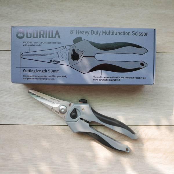 Gorilla-超省力耐用多功能剪刀