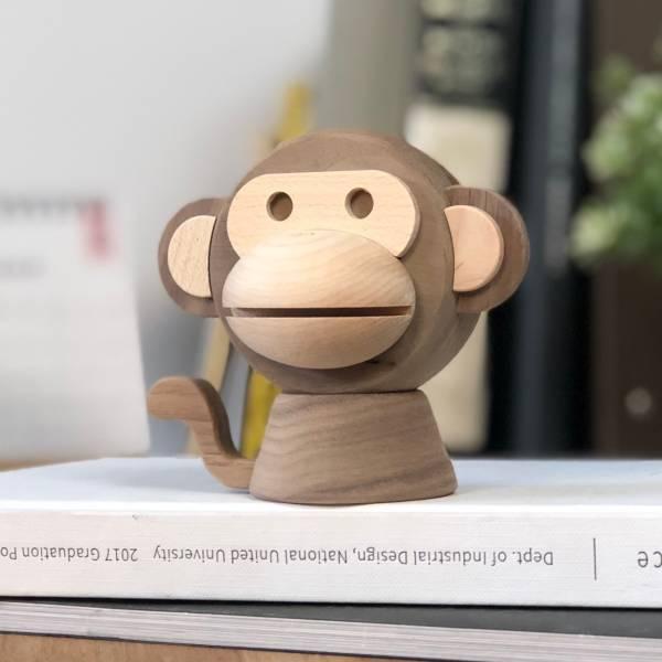 Rich Monkey Brings Wealth 猴子,眼鏡架,手機架,招財