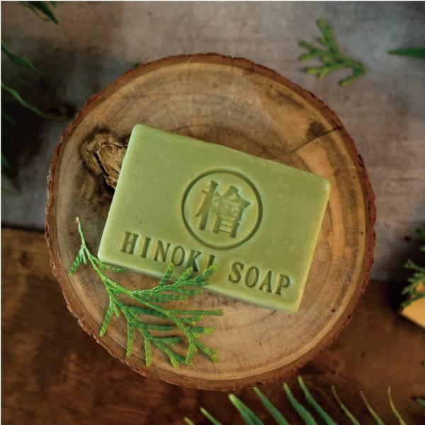 檜,放鬆 (兩入組) 植物精油皂.檜木.放鬆.紓壓.森林.沐浴