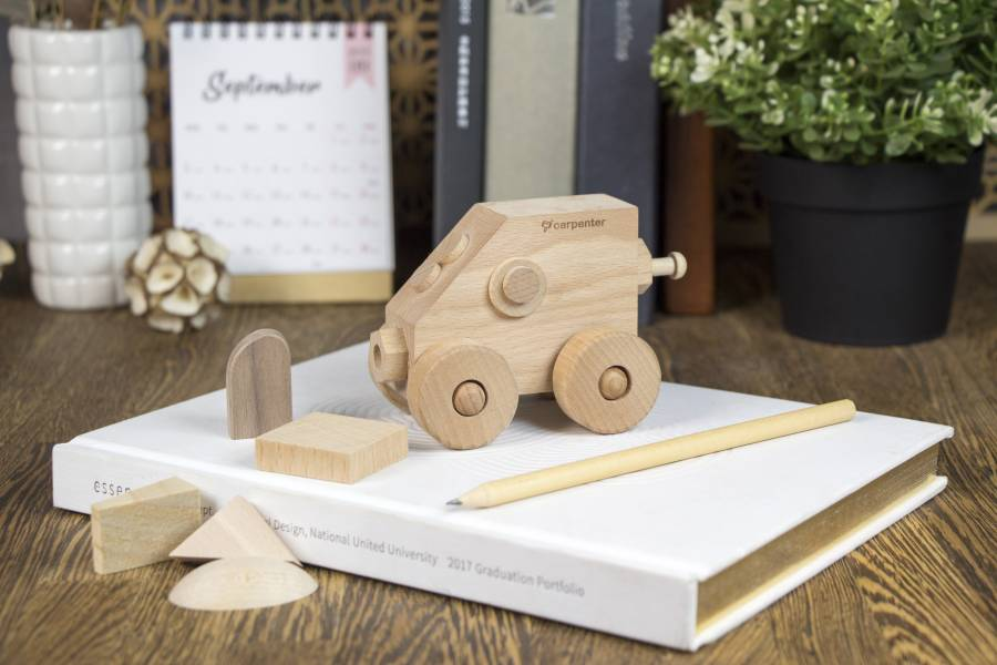 Pencil Sharpener Car  woodwork workshop for cypress plate wooden, woodwork, cypress plate,
