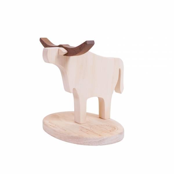 客製化禮品(ODM)-畜產試驗所 黃牛杯架