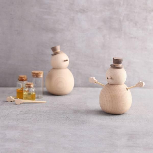 雪人擴香瓶 雪人造型,擴香,香氛,療育,精油