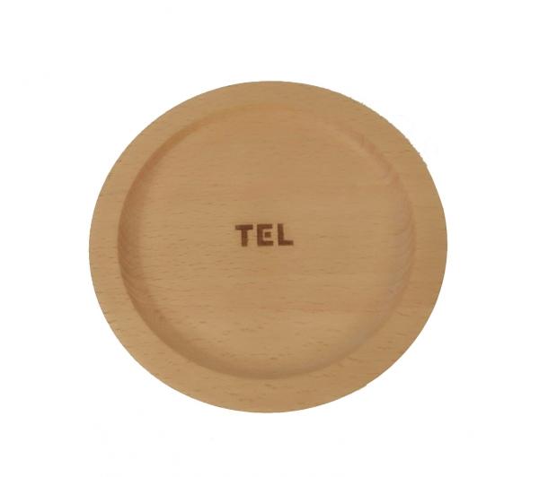客製化禮品(ODM)-TEL置物圓盤