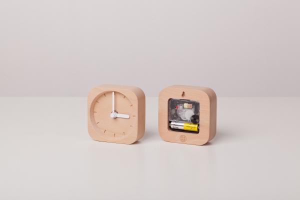 純粹時鐘(白) clock