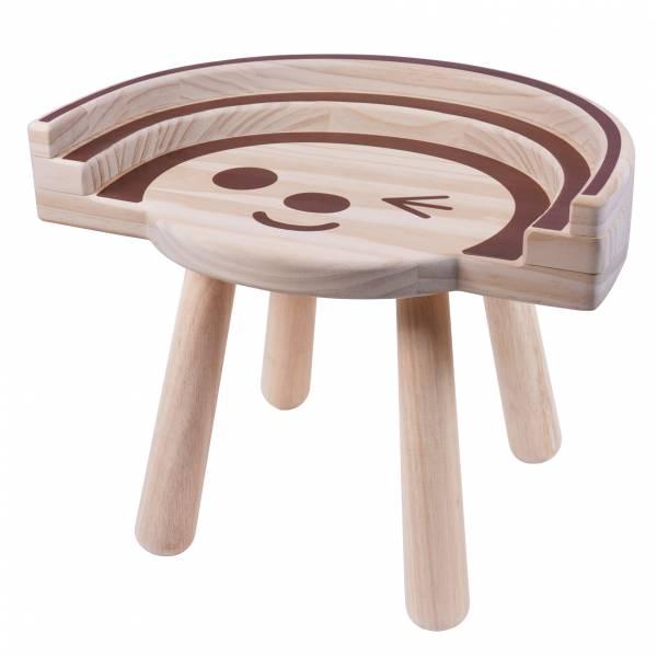 木匠兄妹 x OPEN!家族 - OPEN小將造型小椅凳