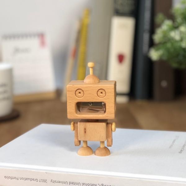 【福利品】機器人削筆器-Robot 機器人,削鉛筆機,文具,開學,鉛筆,兒童