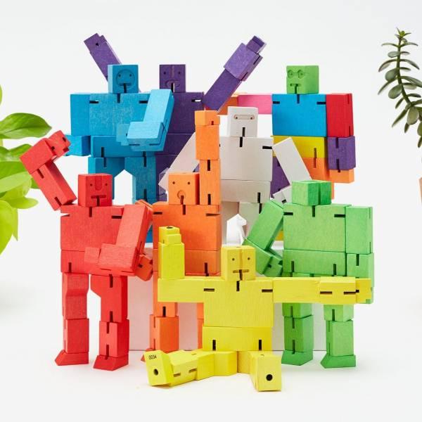 [Areaware] Cubebot (Micro)