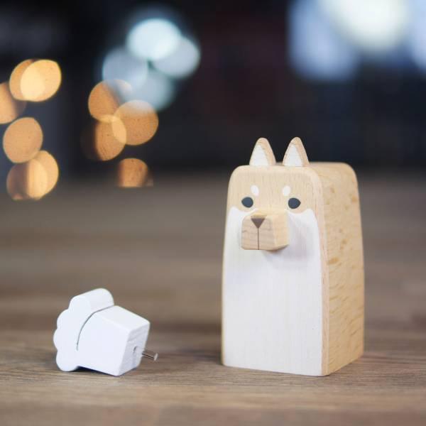 【福利品】忠實調味罐 柴犬
